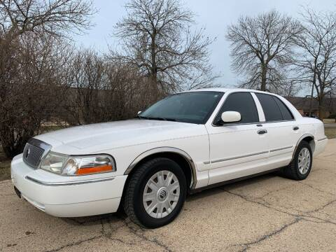 2005 Mercury Grand Marquis for sale at All Star Car Outlet in East Dundee IL