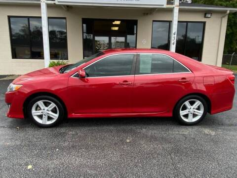 2014 Toyota Camry for sale at Carolina Auto Credit in Youngsville NC