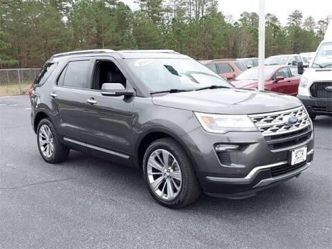2018 Ford Explorer for sale at Gentilini Motors in Woodbine NJ