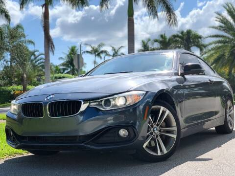 2014 BMW 4 Series for sale at HIGH PERFORMANCE MOTORS in Hollywood FL