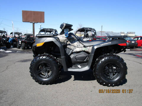2020 CF Moto CForce 600 EPS for sale at Miller's Economy Auto in Redmond OR