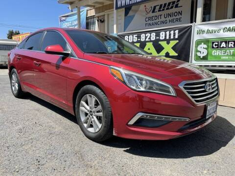 2015 Hyundai Sonata for sale at Max Auto Sales in Santa Maria CA