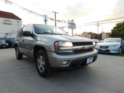 2002 Chevrolet TrailBlazer for sale at AMD AUTO in San Antonio TX