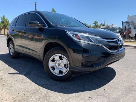 2016 Honda CR-V for sale at Boktor Motors in Las Vegas NV