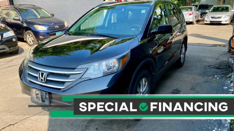 2013 Honda CR-V for sale at ELITE MOTORS in West Haven CT
