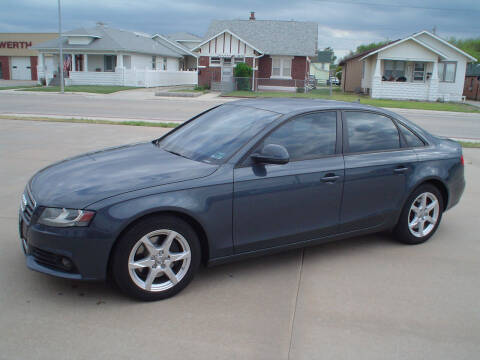 2009 Audi A4 for sale at World of Wheels Autoplex in Hays KS