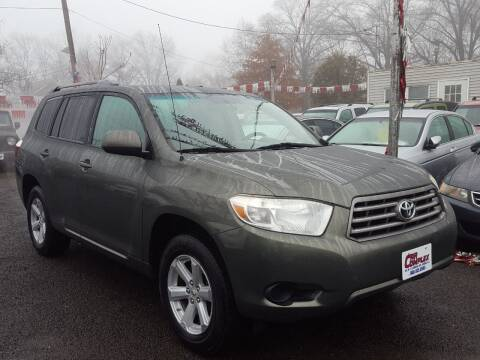 2010 Toyota Highlander for sale at Car Complex in Linden NJ