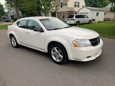 2008 Dodge Avenger for sale at Via Roma Auto Sales in Columbus OH