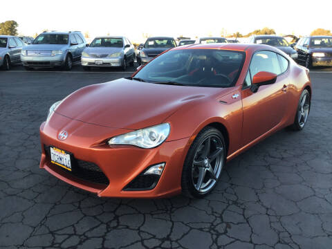 2013 Scion FR-S for sale at My Three Sons Auto Sales in Sacramento CA