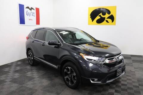 2018 Honda CR-V for sale at Carousel Auto Group in Iowa City IA