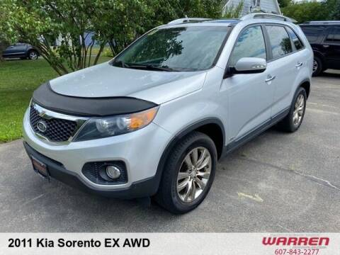 2011 Kia Sorento for sale at Warren Auto Sales in Oxford NY