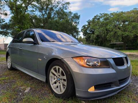 2006 BMW 3 Series for sale at AFFORDABLE ONE LLC in Orlando FL