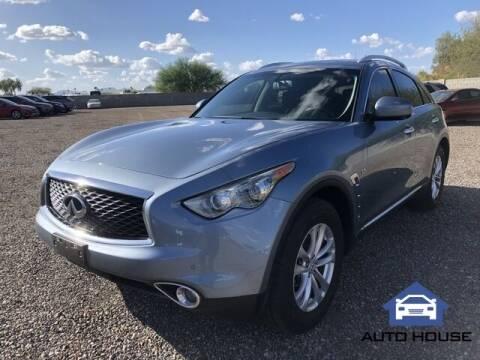2017 Infiniti QX70 for sale at Auto House Phoenix in Peoria AZ