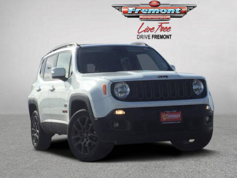 2016 Jeep Renegade for sale at Rocky Mountain Commercial Trucks in Casper WY