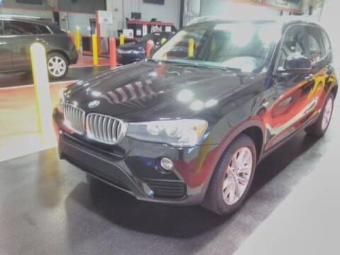 2017 BMW X3 for sale at Tim Short Auto Mall in Corbin KY