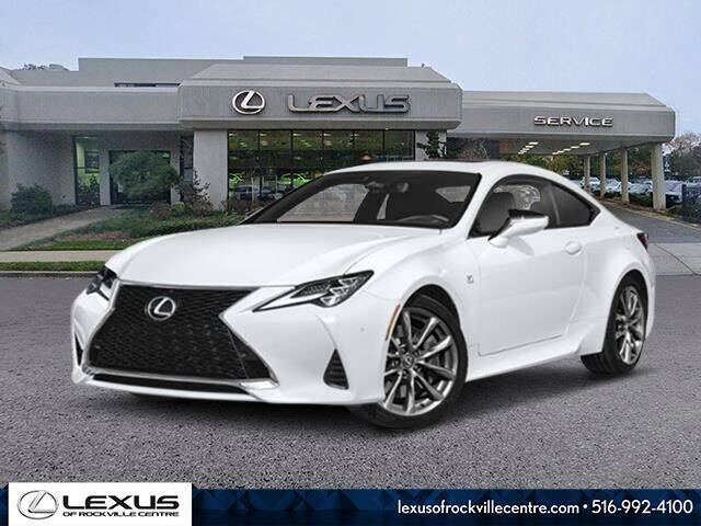 2021 Lexus RC 350 for sale in Rockville Centre, NY