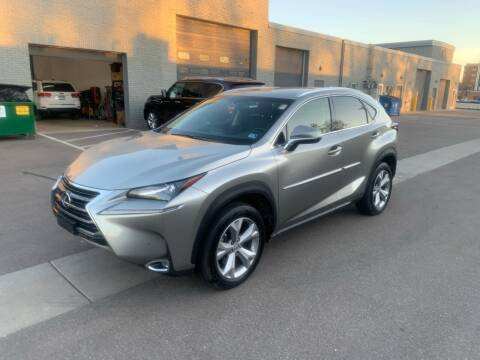 2017 Lexus NX 200t for sale at The Car Buying Center in St Louis Park MN