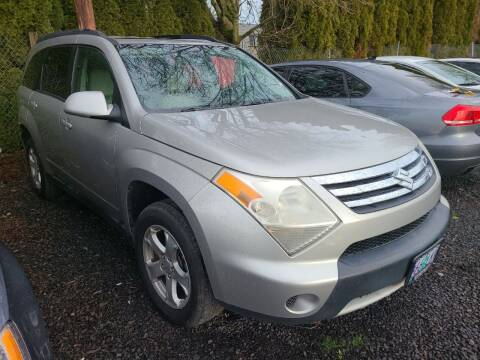 2008 Suzuki XL7 for sale at Universal Auto Sales in Salem OR