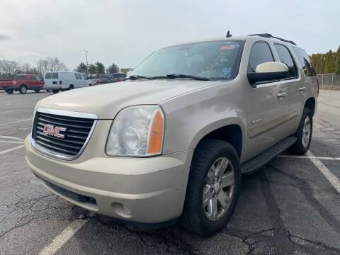2007 GMC Yukon for sale at MFT Auction in Lodi NJ