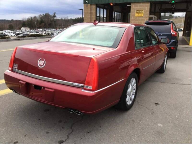 2009 Cadillac DTS for sale at Frank Coffey in Milford NH