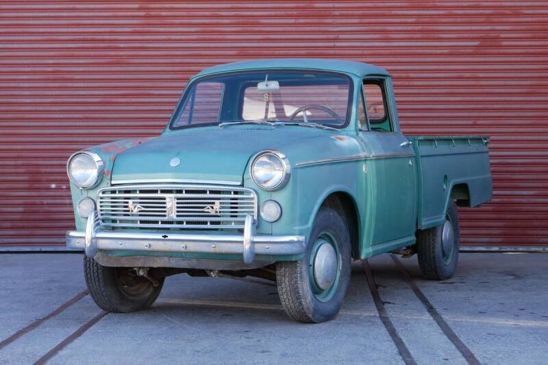 1963 Datsun 1200 for sale at Sierra Classics & Imports in Reno NV