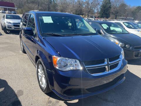 2014 Dodge Grand Caravan for sale at Certified Motors LLC in Mableton GA