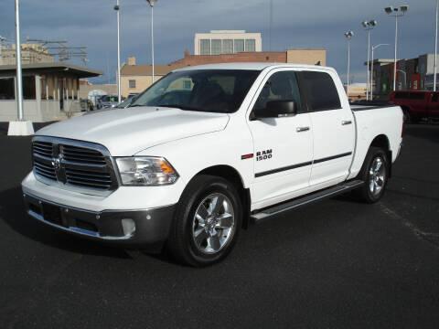2015 RAM Ram Pickup 1500 for sale at Shelton Motor Company in Hutchinson KS