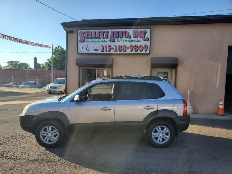 2006 Hyundai Tucson for sale at SELLECT AUTO INC in Philadelphia PA