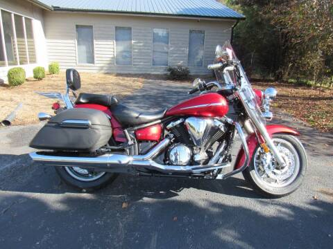 2007 Yamaha V-Star for sale at Blue Ridge Riders in Granite Falls NC