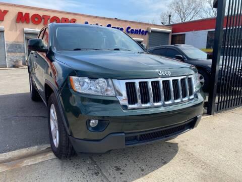 2011 Jeep Grand Cherokee for sale at Celebrity Motors in Newark NJ