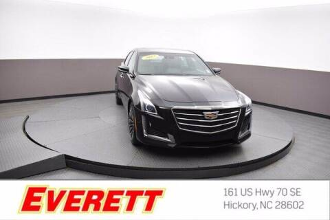 2017 Cadillac CTS for sale at Everett Chevrolet Buick GMC in Hickory NC