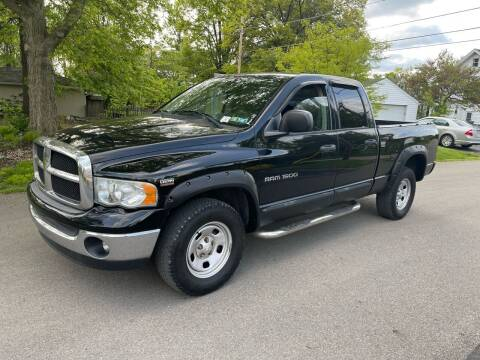 2005 Dodge Ram Pickup 1500 for sale at Via Roma Auto Sales in Columbus OH