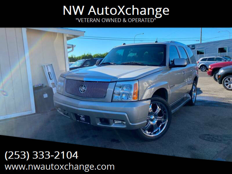 2005 Cadillac Escalade for sale at NW AutoXchange in Auburn WA