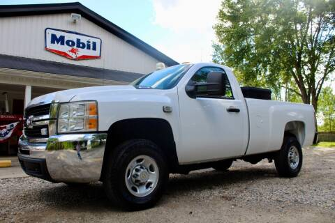 2008 Chevrolet Silverado 2500HD for sale at Show Me Used Cars in Flint MI