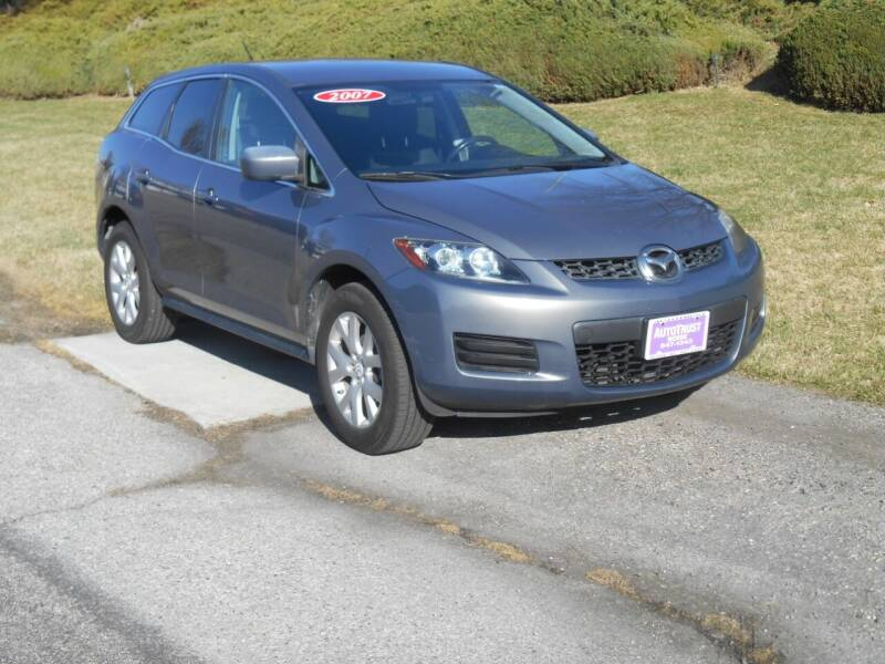 2007 Mazda CX-7 for sale at AUTOTRUST in Boise ID