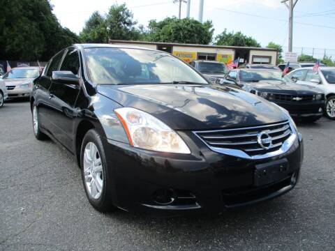 2011 Nissan Altima for sale at Unlimited Auto Sales Inc. in Mount Sinai NY