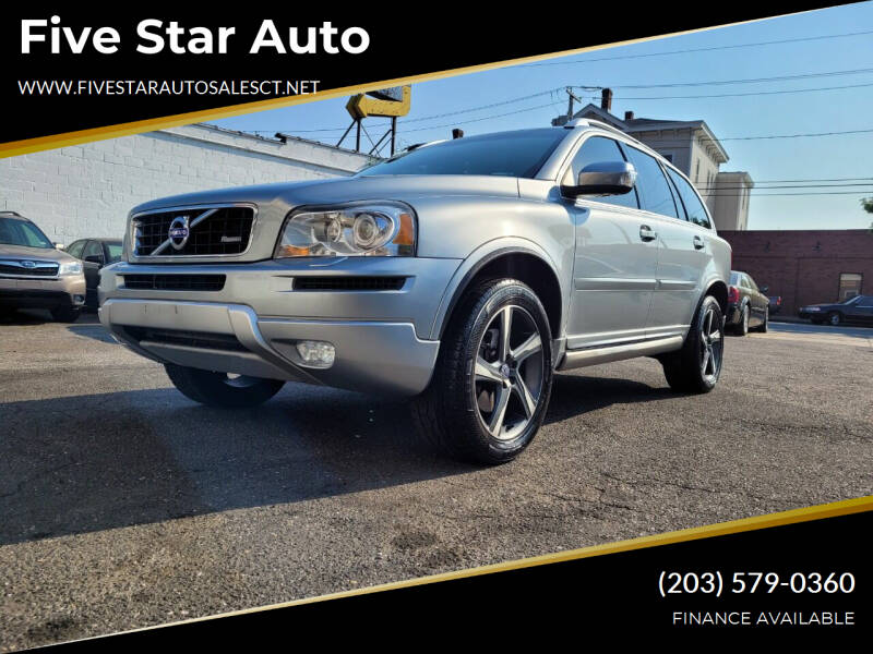 2013 Volvo XC90 for sale at Five Star Auto Sales in Bridgeport CT