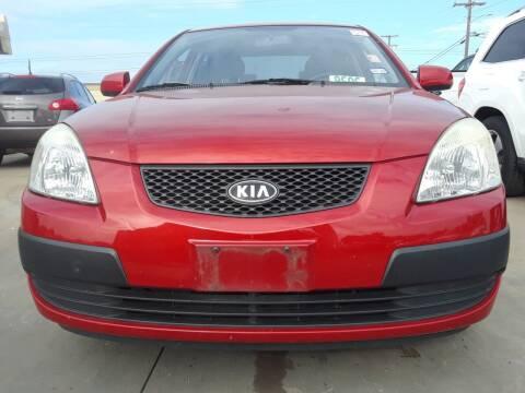 2009 Kia Rio for sale at Auto Haus Imports in Grand Prairie TX