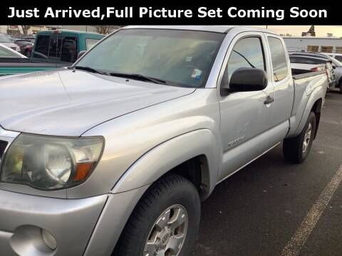 2011 Toyota Tacoma for sale at Royal Moore Custom Finance in Hillsboro OR