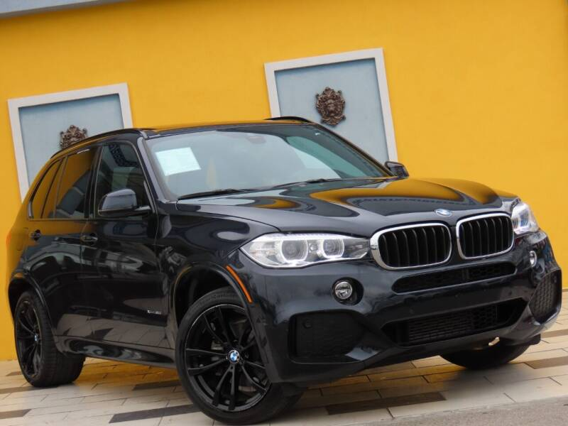 2018 BMW X5 for sale at Paradise Motor Sports LLC in Lexington KY