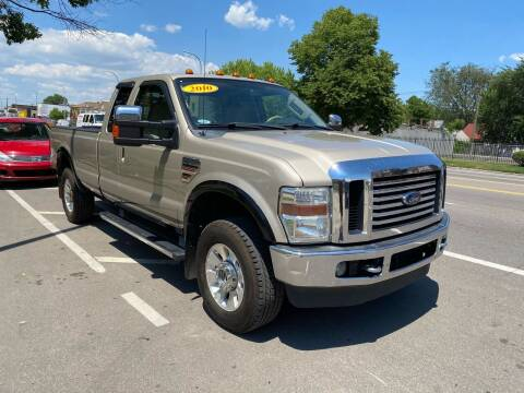 2010 Ford F-250 Super Duty for sale at C & M Auto Sales in Detroit MI