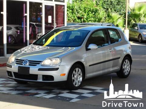 2008 Volkswagen Rabbit for sale at Drive Town in Houston TX