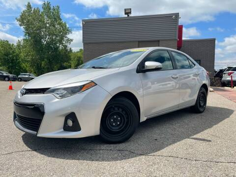 2015 Toyota Corolla for sale at George's Used Cars - Telegraph in Brownstown MI