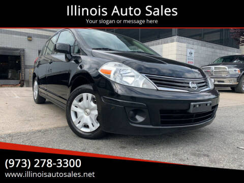 2010 Nissan Versa for sale at Illinois Auto Sales in Paterson NJ