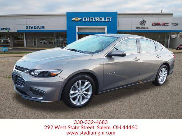 Stadium Chevrolet Buick Gmc Cadillac In Salem Oh Carsforsale Com