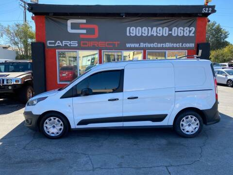 2017 Ford Transit Connect Cargo for sale at Cars Direct in Ontario CA
