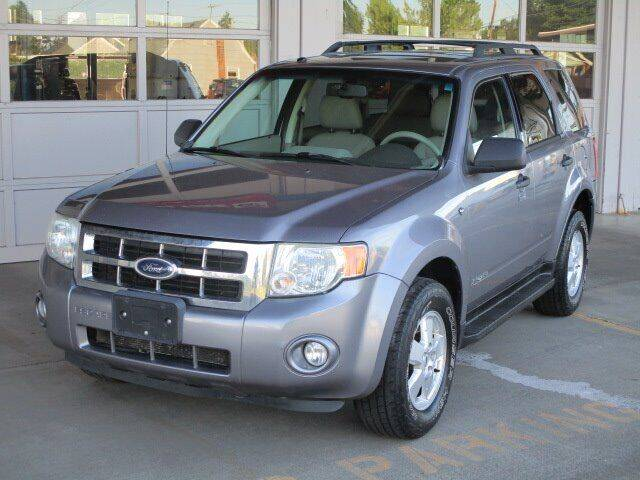 2008 Ford Escape for sale at Select Cars & Trucks Inc in Hubbard OR