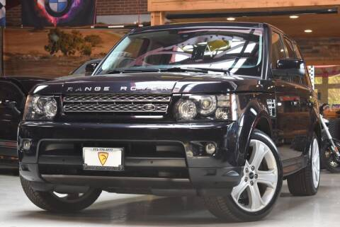 2012 Land Rover Range Rover Sport for sale at Chicago Cars US in Summit IL