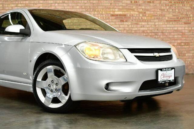 2007 Chevrolet Cobalt SS 2dr Coupe (2.4L I4) - Bensenville IL