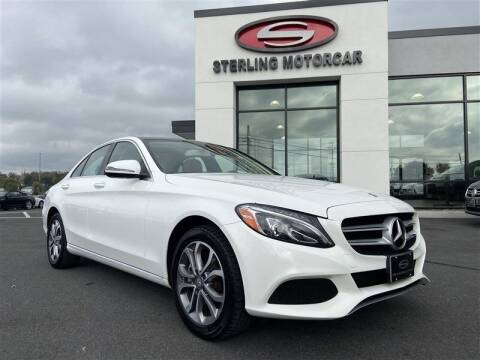 2017 Mercedes-Benz C-Class for sale at Sterling Motorcar in Ephrata PA